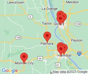 Hardee's near Quincy, IL