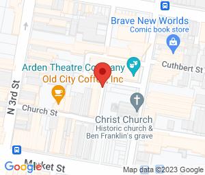 Christ Church In Philadelphia at Philadelphia, PA 19106
