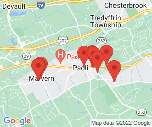 Clothing Stores near Paoli, PA