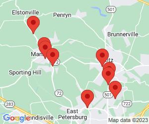 American Restaurants near Manheim, PA