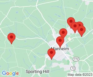 City, Village & Township Government near Manheim, PA