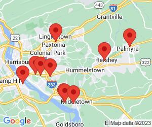 Hertz near Middletown, PA