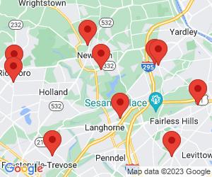 Rite Aid near Newtown, PA