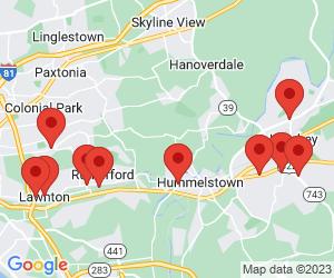 Redbox near Hummelstown, PA