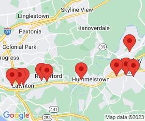 Redbox near Middletown, PA