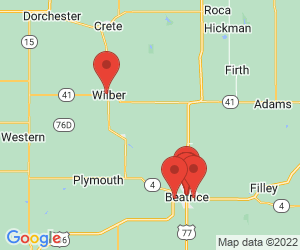 County Offices near Beatrice, NE