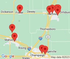 Family Style Restaurants near Thomasboro, IL