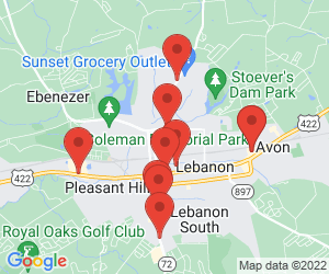 ATM Locations near 17042