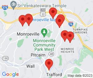 Optometrists near Monroeville, PA