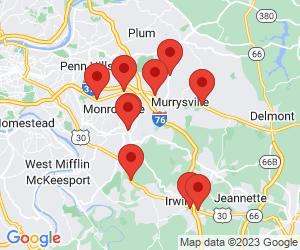 Sheetz near Monroeville, PA