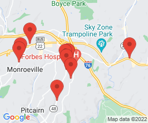 Medical Clinics near Monroeville, PA