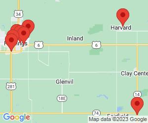Elementary Schools near Fairfield, NE