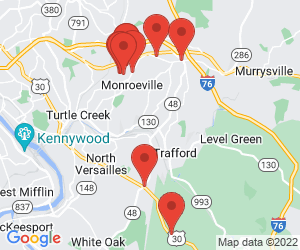 Clothing Stores near Monroeville, PA