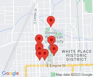 Illinois Wesleyan University near Germantown Hills, IL