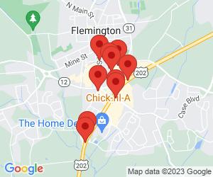 Commercial & Savings Banks near Flemington, NJ