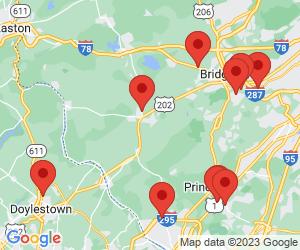 Hertz near Flemington, NJ