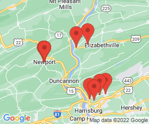 Clothing Stores near Halifax, PA