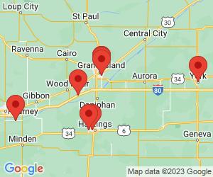 State Of Nebraska near Fairfield, NE