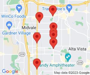 Restaurants near Midvale, UT