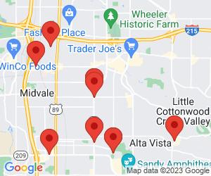 Grocery Stores near Midvale, UT