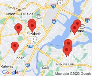 Chase Bank near Elizabeth, NJ