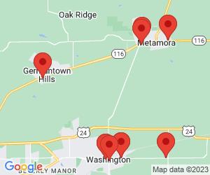 Clinics near Germantown Hills, IL