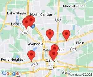 Verizon Wireless near North Canton, OH