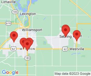 Nail Salons near Alliance, OH