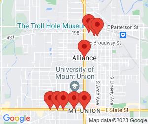 Banks near Alliance, OH
