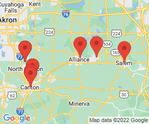 Ohio Bureau Of Motor Vehicles near Alliance, OH