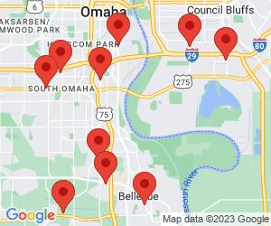 Burger King near Omaha, NE