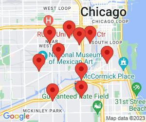 Subway near Chicago, IL