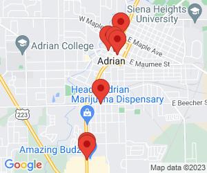 Banks near Adrian, MI