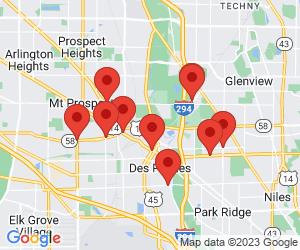 Walgreens Pharmacy near Des Plaines, IL