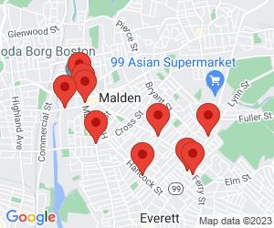 Western Union near Malden, MA