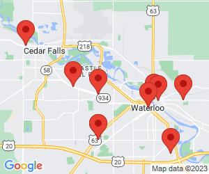State Of Iowa near Denver, IA