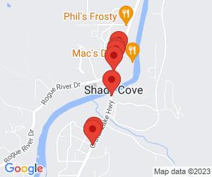 Restaurants near Shady Cove, OR
