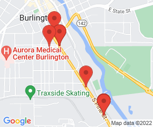 Physicians & Surgeons, Surgery-General near Burlington, WI