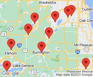 Cousins Subs near Burlington, WI