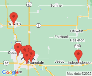Burger King near Denver, IA