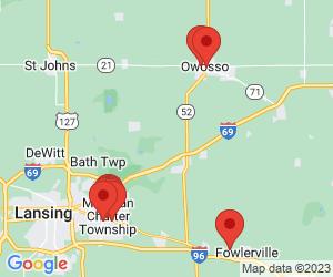 ATM near Perry, MI