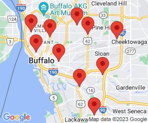 McDonald's near Buffalo, NY