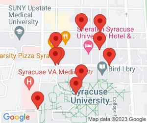 Syracuse University near Syracuse, NY