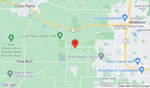 street map for Waunakee Manor - Waunakee, WI