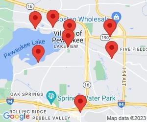 Bar & Grills near Pewaukee, WI