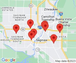 ATM near Saginaw, MI