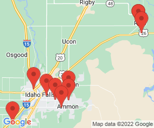 Chevron near Idaho Falls, ID