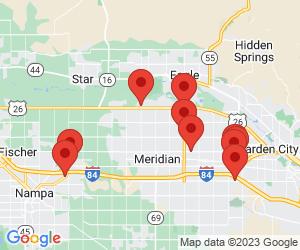 Verizon Wireless near Meridian, ID