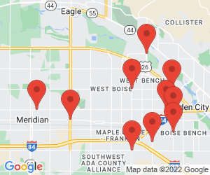 Shell near Boise, ID