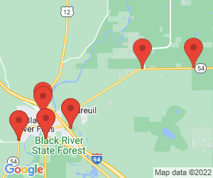 Convenience Stores near Black River Falls, WI